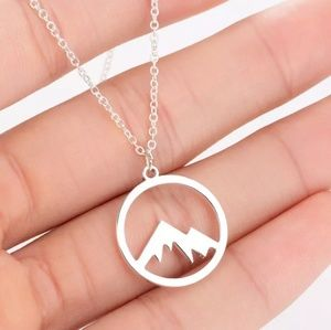 Mountain Top Necklace